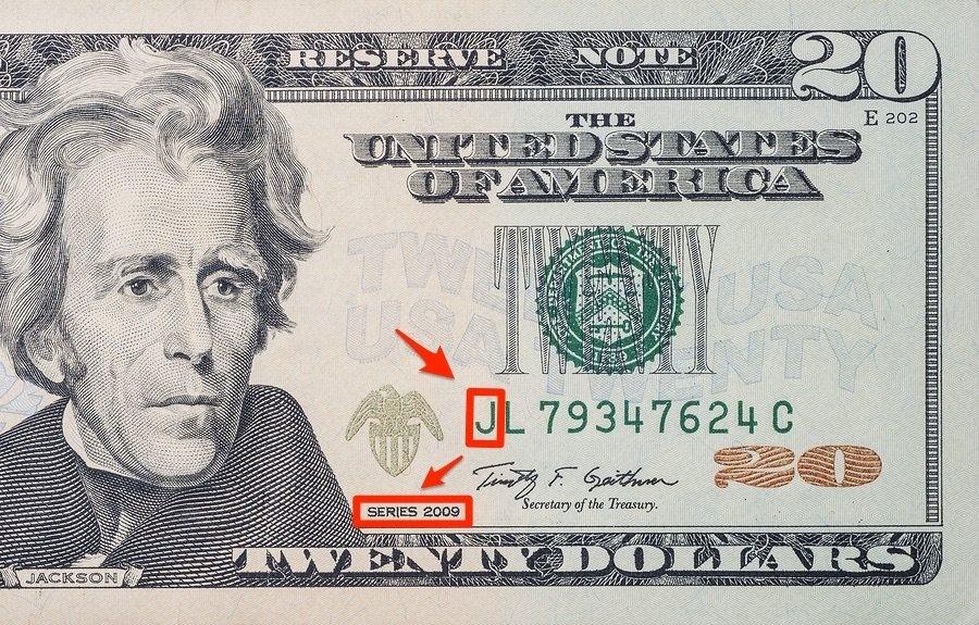 راههای تشخیص دلار یا یورو تقلبی