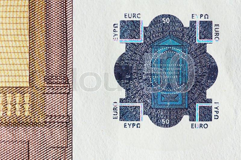 راههای تخیص دلار و یورو تقلبی