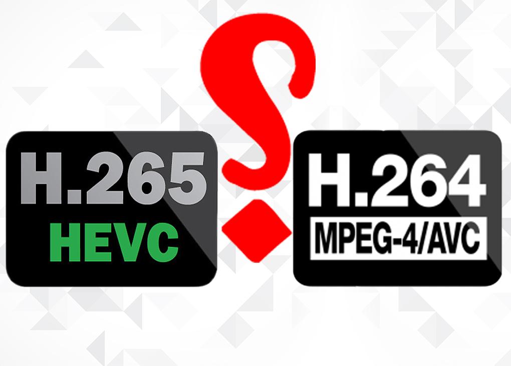 بررسی کدک های H.264 و H.265 : خروجی ویدیوی فشرده شده با کیفیت خوب• انعطاف پذیری خوب در انتقال و حفظ ویدیو• کیفیت خوب تصویر در بیت ریت فشرده