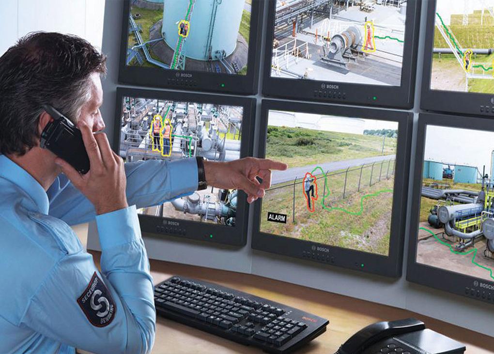 برخی مزایای سیستم نظارت و پایش تصویری:جلوگیری از سرقت و فعالیت های غیرقانونی ونظارت بر مراکز داده و IT ومدیریت ترافیک شهری و جاده های بین شهری
